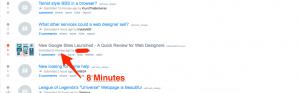 Web Design on Reddit