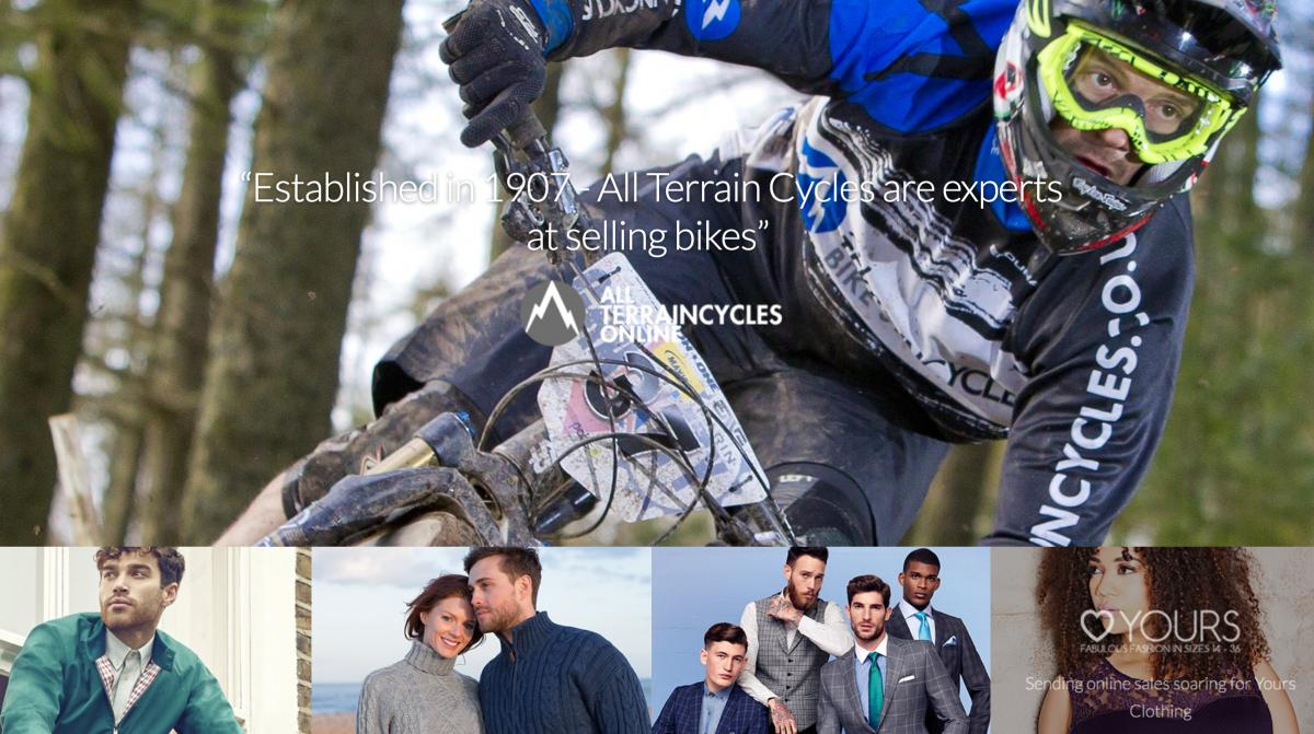 remarkable ecommerce web design client