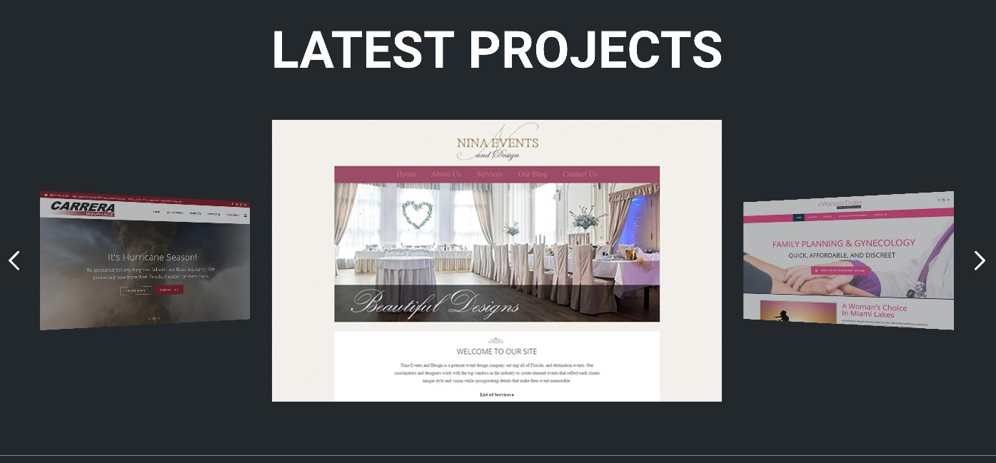 lerws ecommerce web design