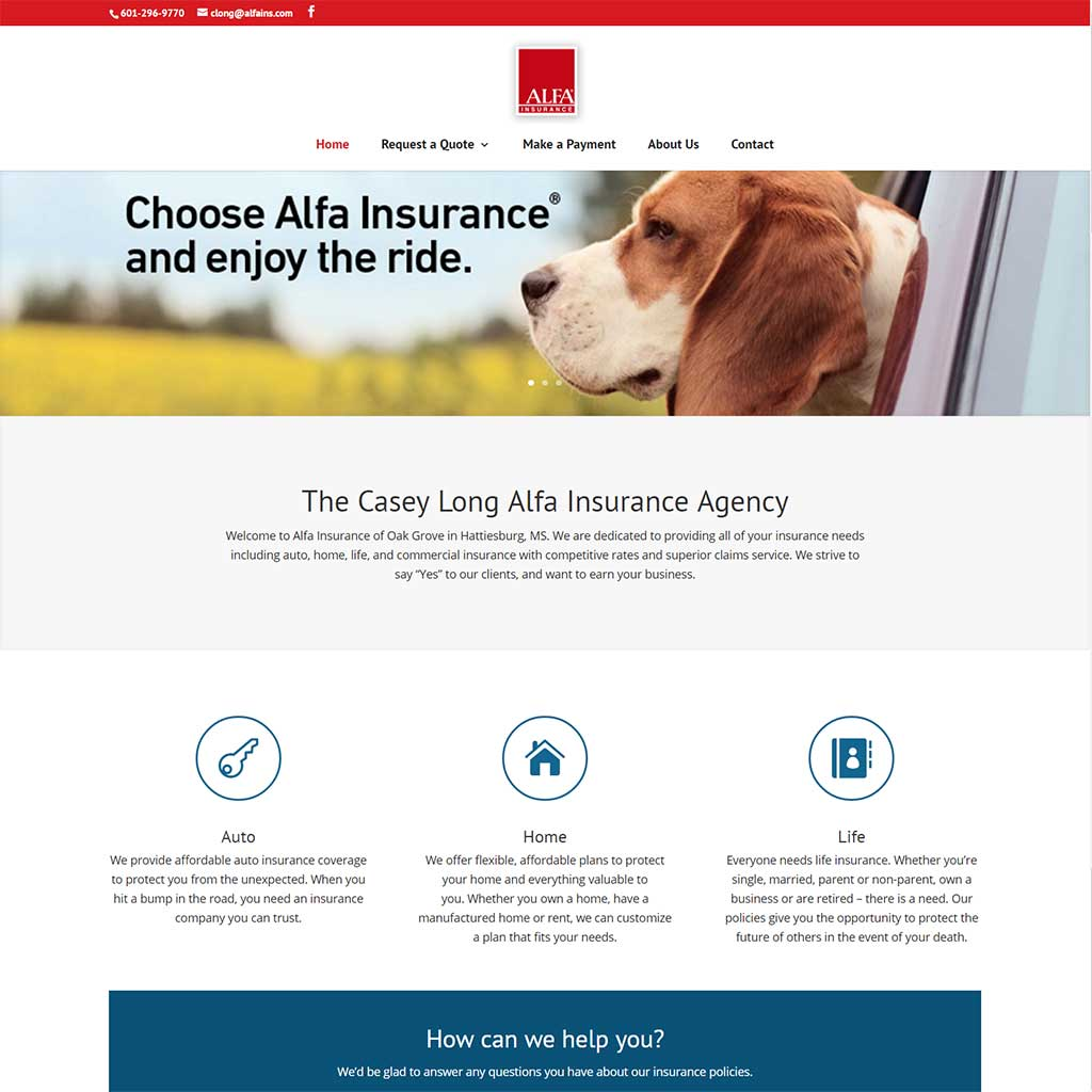 insurance-agency-web-design