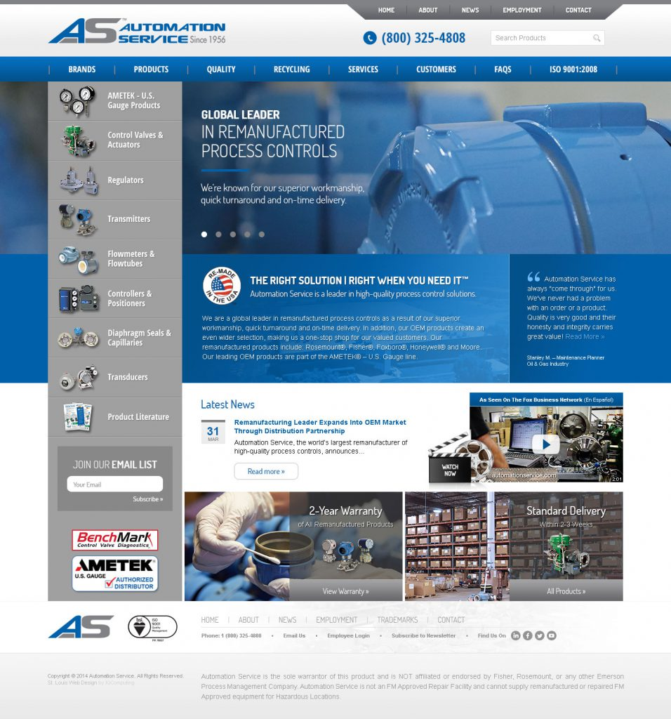 automation-service-website