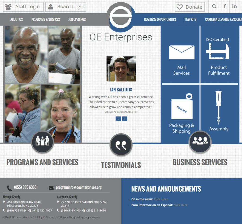 OE-Enterprise