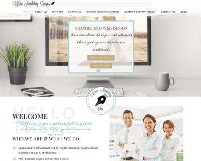 web design company redesign