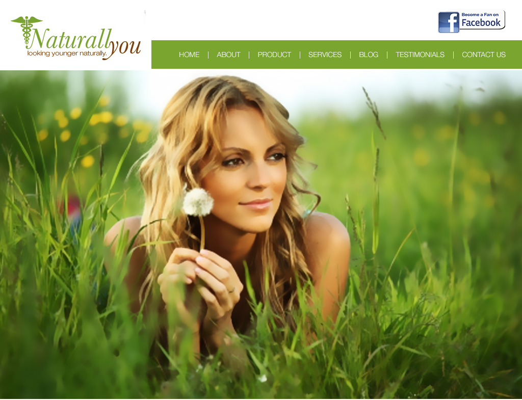 naturally_you_home_page