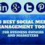133 Best-Social Media Management Tools