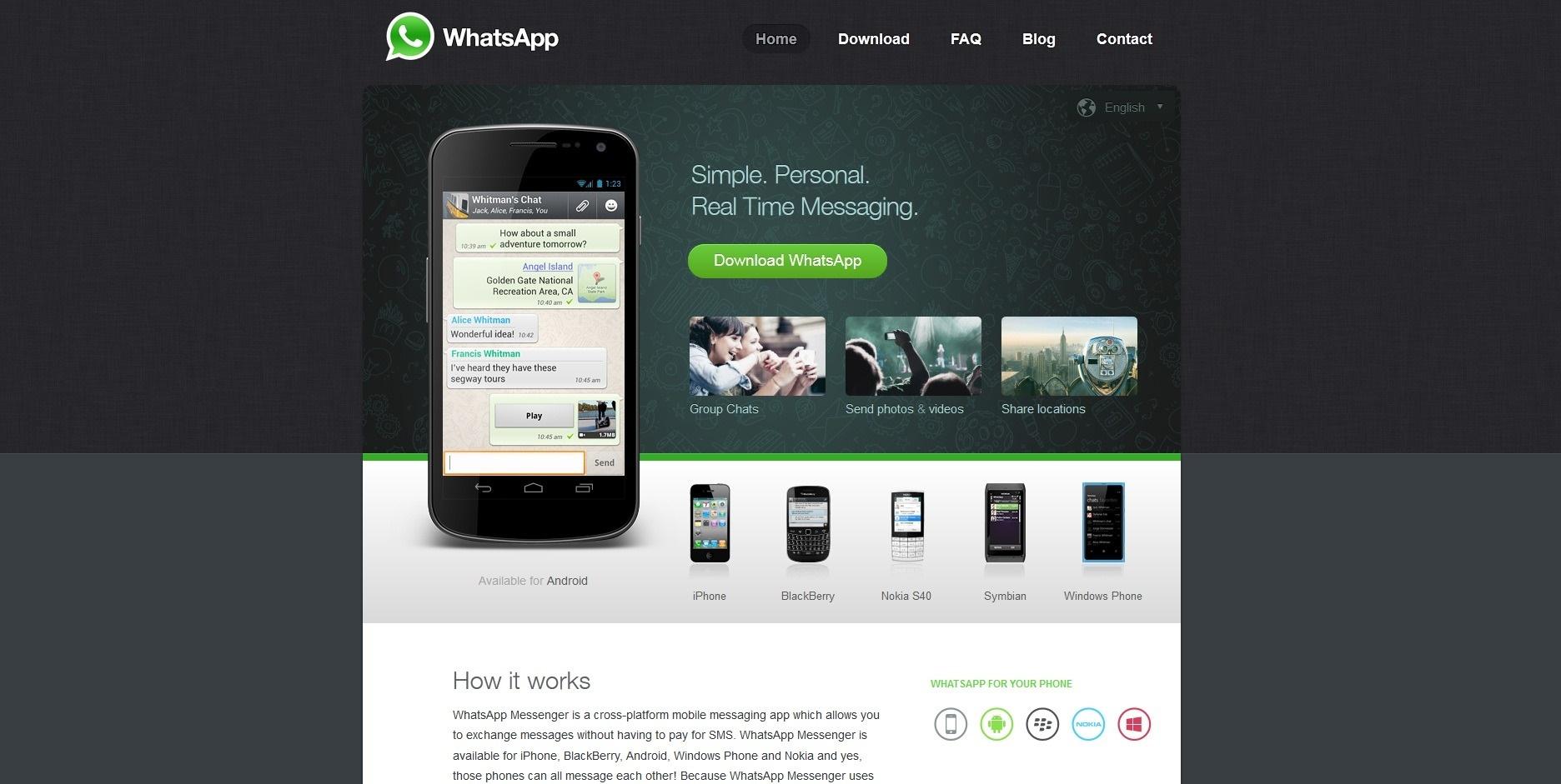 Clarks WhatsApp Campaign Desert Boot