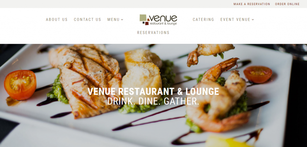 Venue Restaurant & Lounge