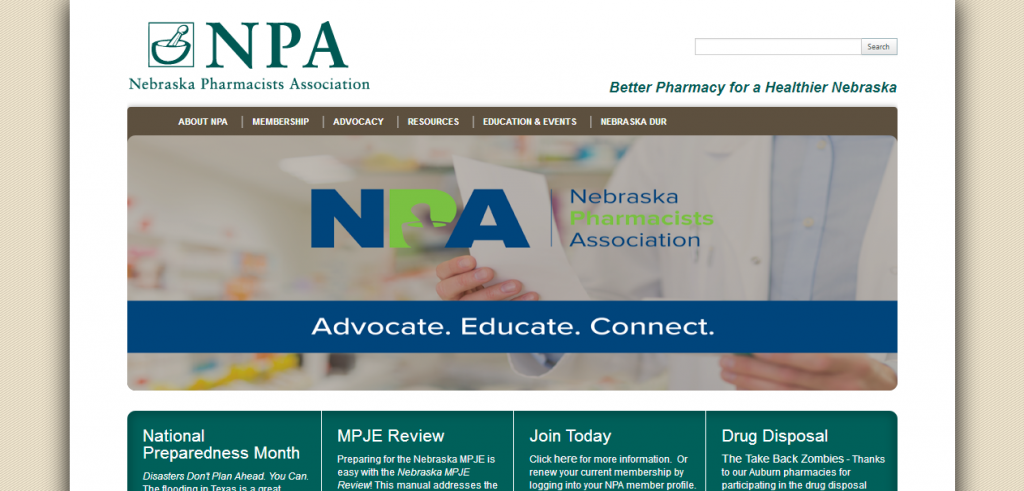Nebraska Pharmacists Association
