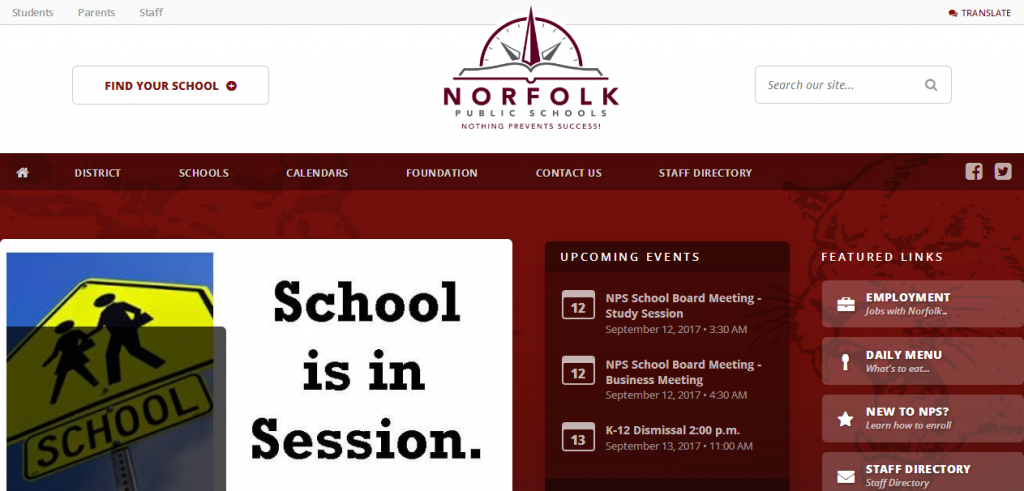 Norfolk Public Schools