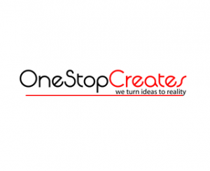 ONE STOP CREATES logo