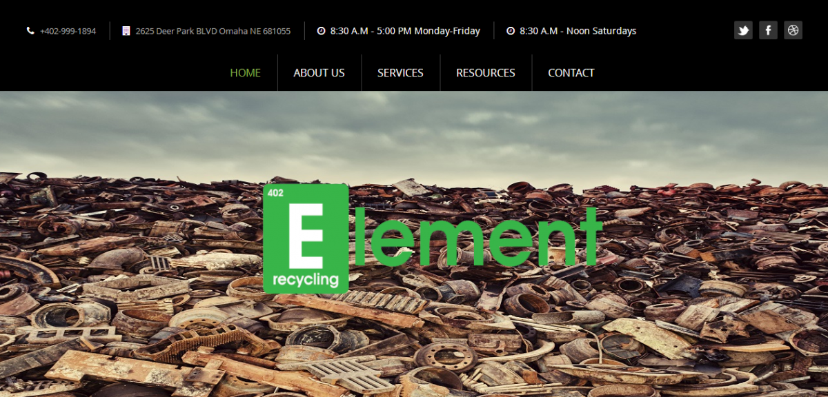 Element Recycle
