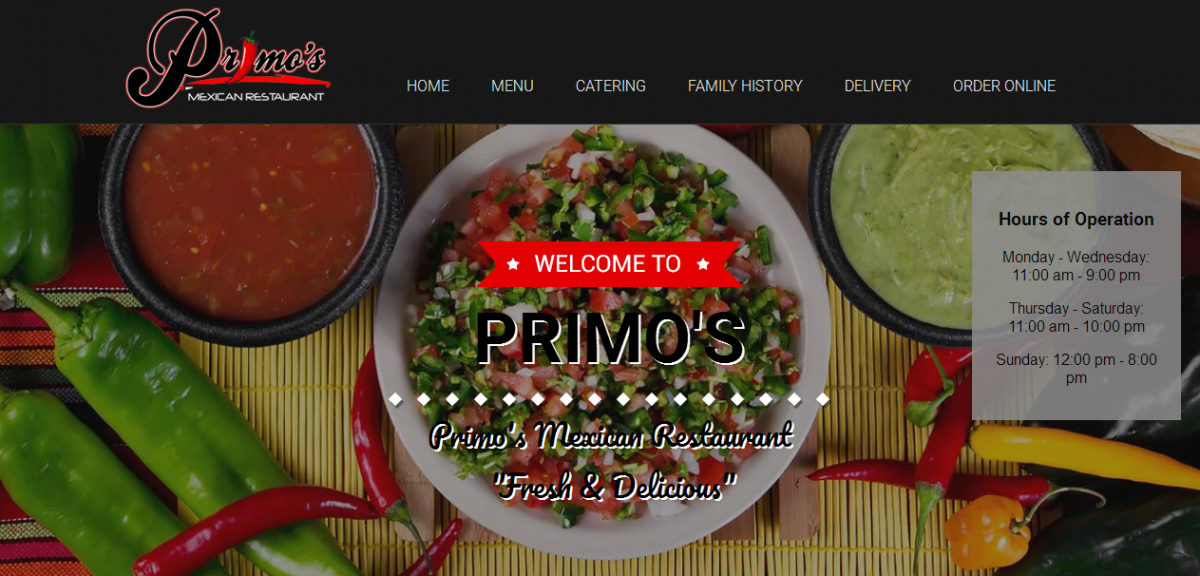 Primo's Mexican Restaurant