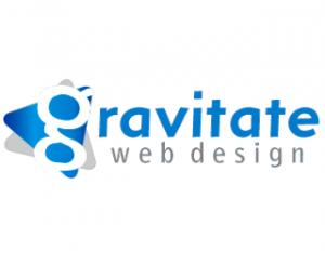 Gravitate Web Design logo