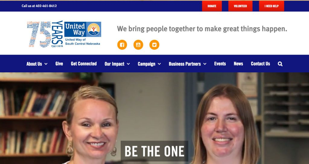 United Way of South Central Nebraska