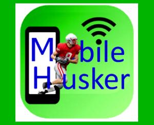 Mobile Husker logo