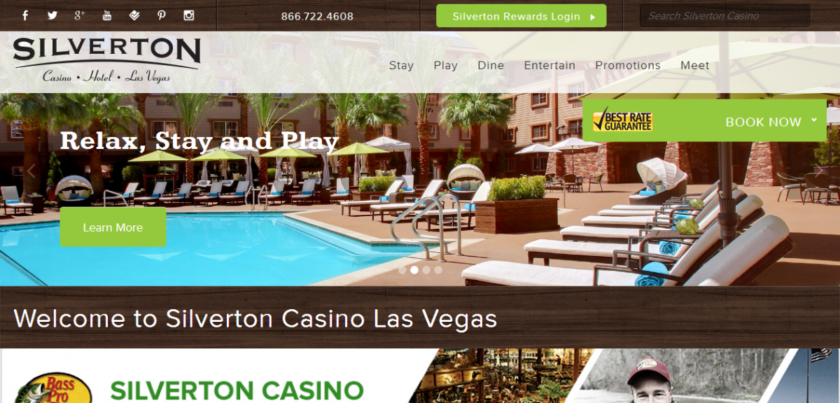 Las Vegas Strip, Silverton Casino + Hotel boasts an array of restaurants
