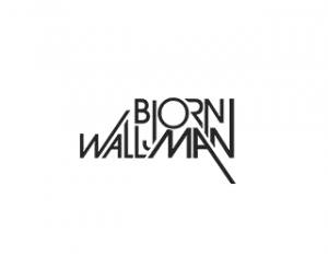 BJORN WALLMAN logo