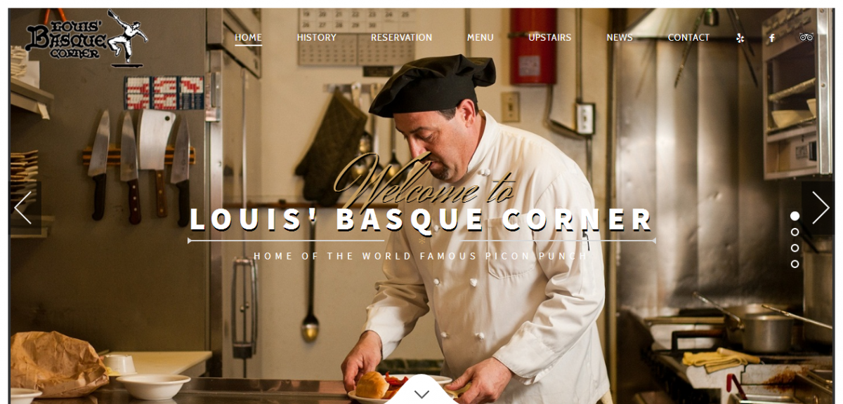 Louis Basque Corners