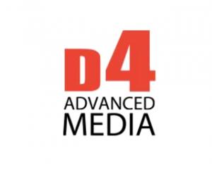 D4 Advanced Media Logo