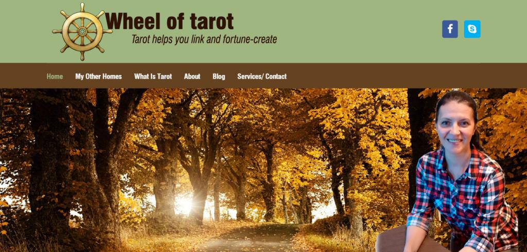 Wheel-Of-Tarot