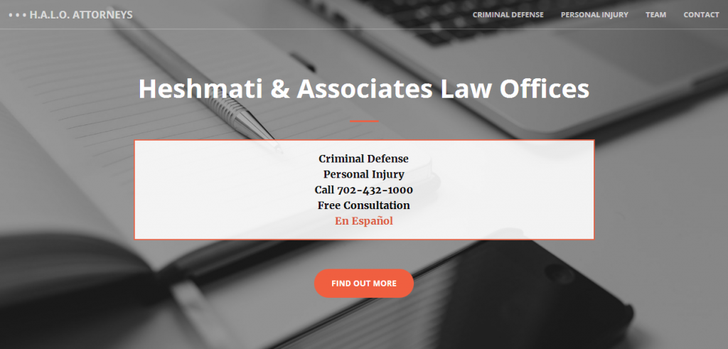 H.A.L.O. Attorneys