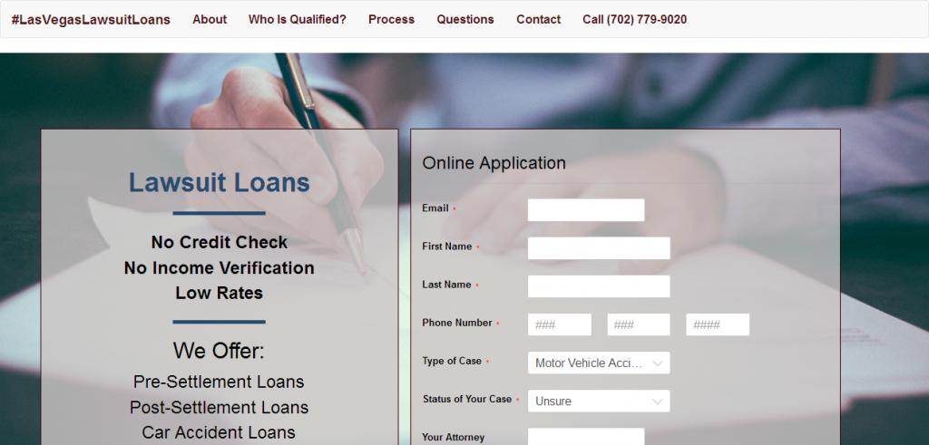 Las Vegas Lawsuit Loans