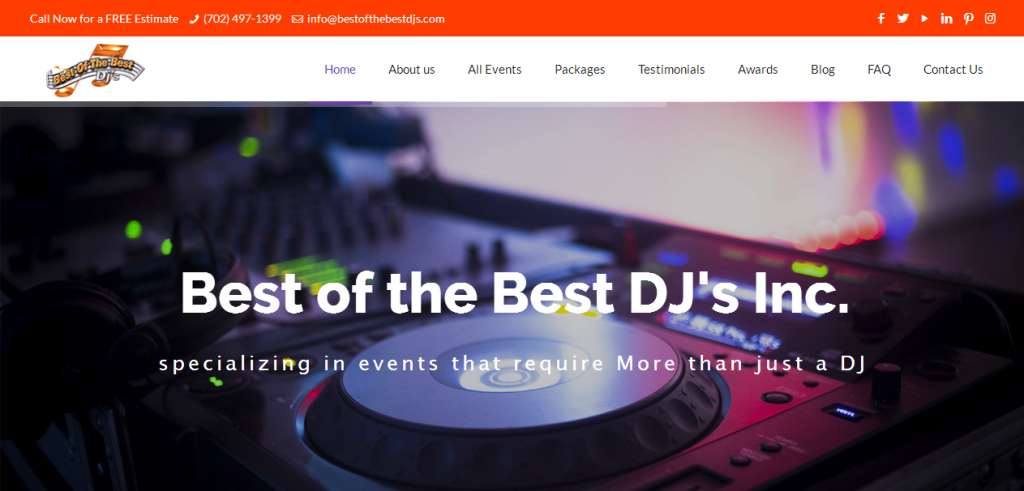 Best of the Best DJ's