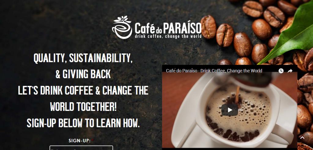 Café do Paraíso