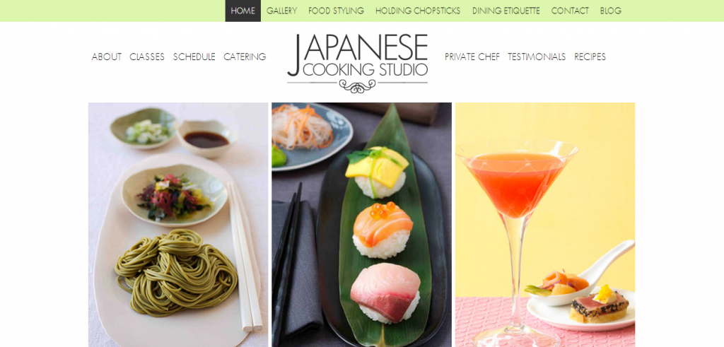 Japanese Cooking Studio