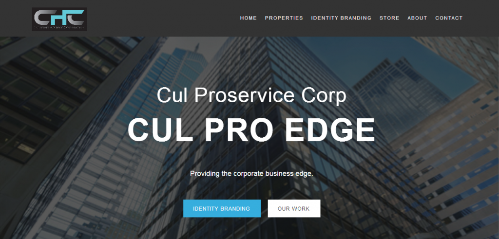 Cul Proservice Corp