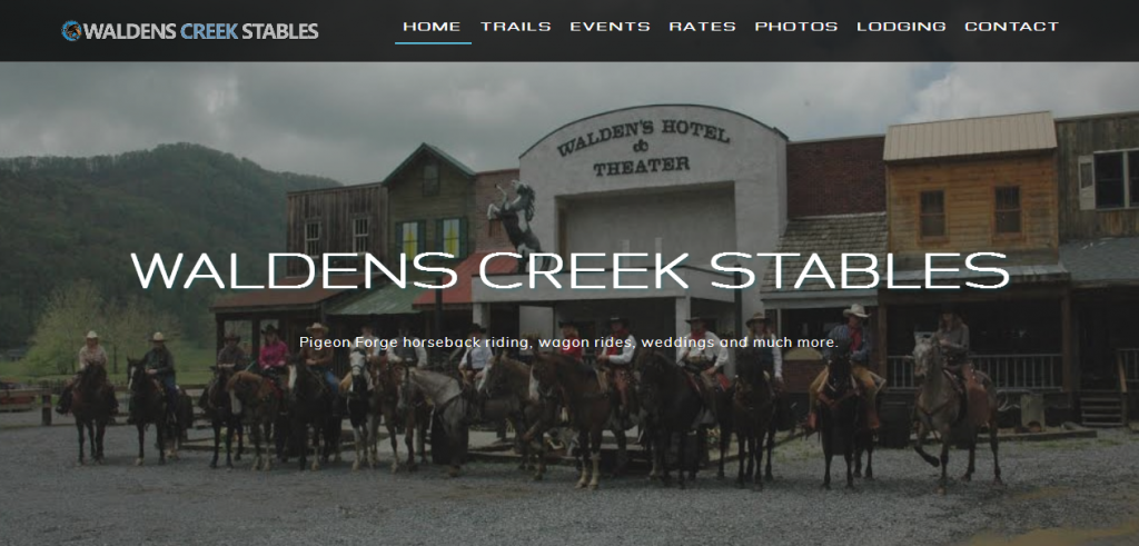Waldens Creek Stable
