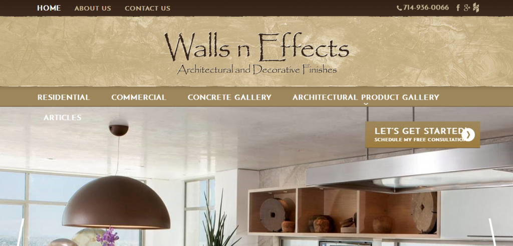 Walls n Effects