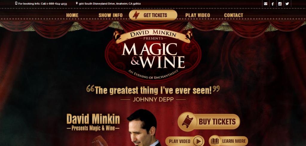 MAGIC & WINE