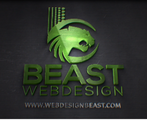 Web Design Beast® Logo