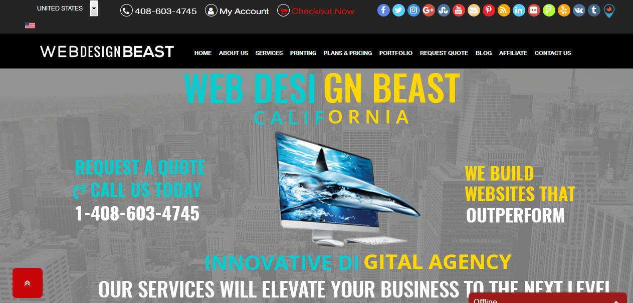 Web Design Beast®