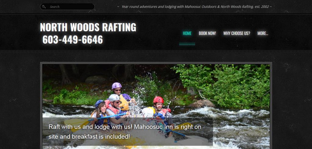 North Woods Rafting