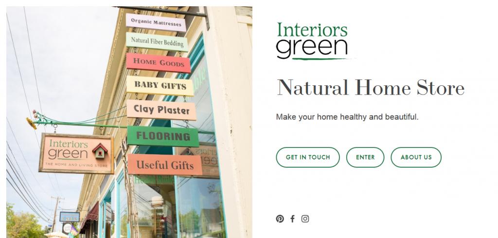 Interiors Green