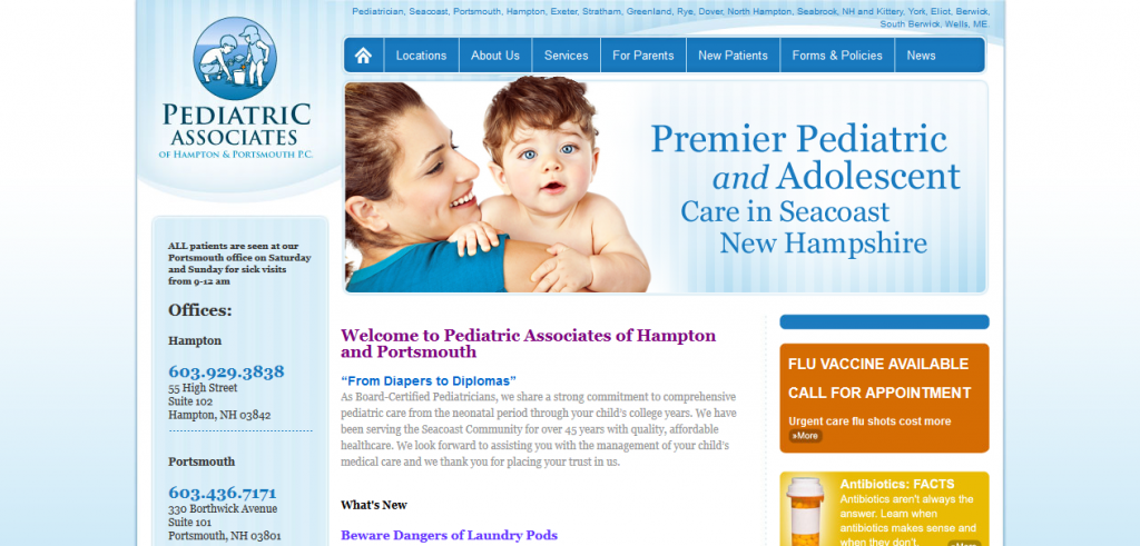Portsmouth Pediatric Associates