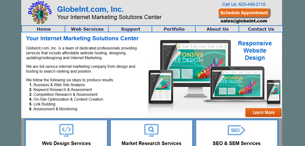 GlobeInt.com, Inc