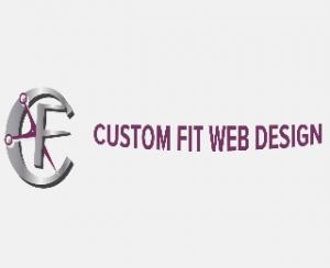 Custom Fit Web Design, LLC Logo