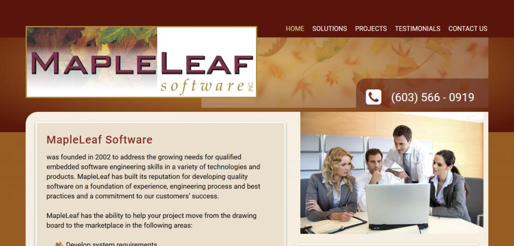 MapleLeaf Software