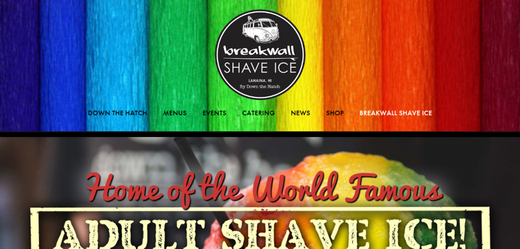 Breakwall Shave Ice Company