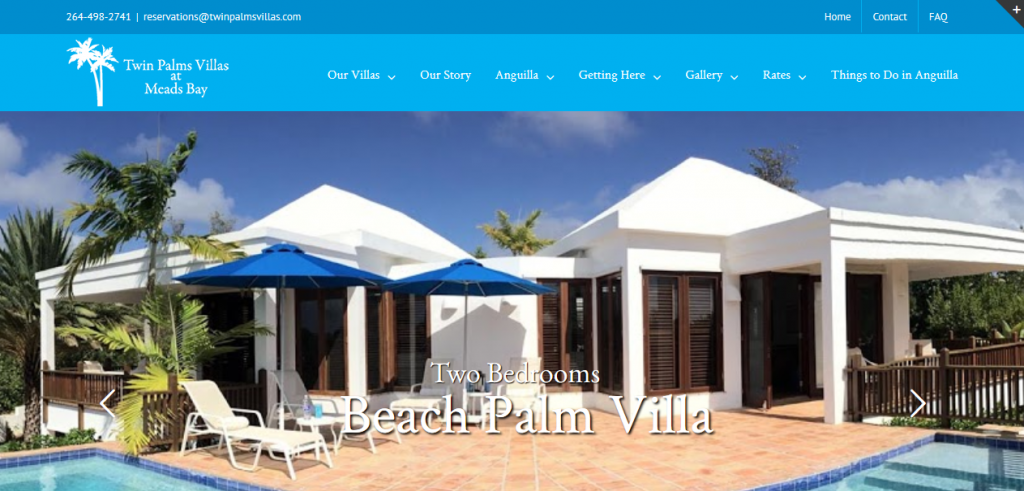 Twin Palms Villas