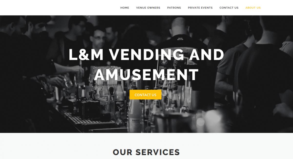 L&M Vending and Amusement