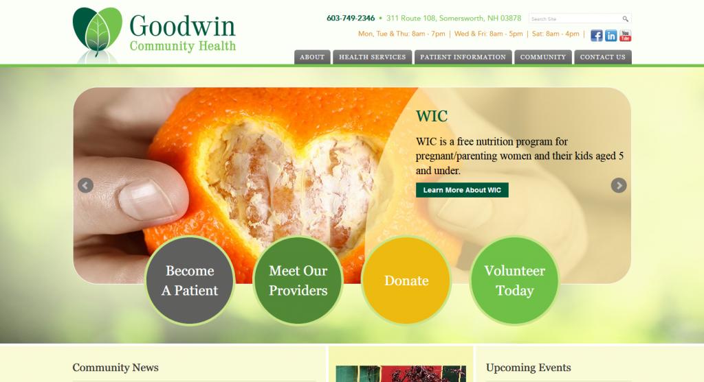Avis Goodwin Web Development