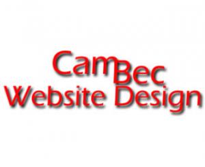 CamBec Website Design Logo