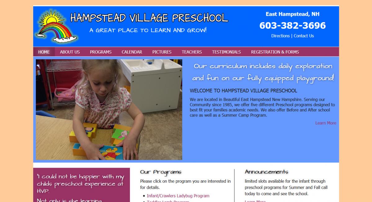 Hampstead Village Preschool
