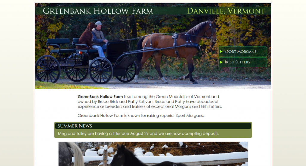 GreenBank Hollow Farm