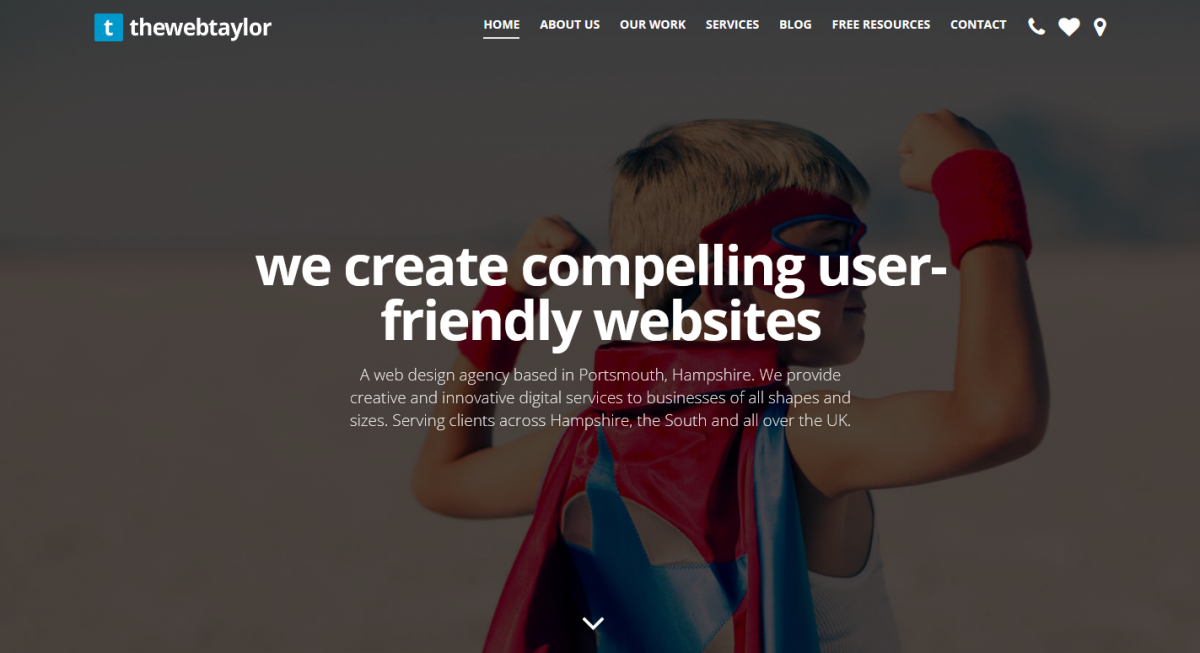 The Web Taylor Hampshire