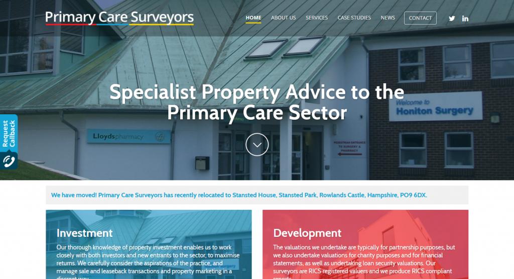 Primary Care Surveyors